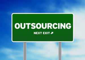 Outsourcing and Supporting Security Functions