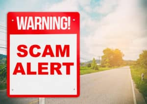 Red Flags for Common Scams in 2017