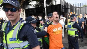 Public Protests: Calming Anger and Violence on the Streets