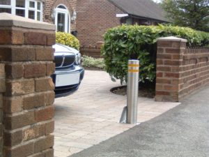 Bollards and the Rise of Security in Architecture