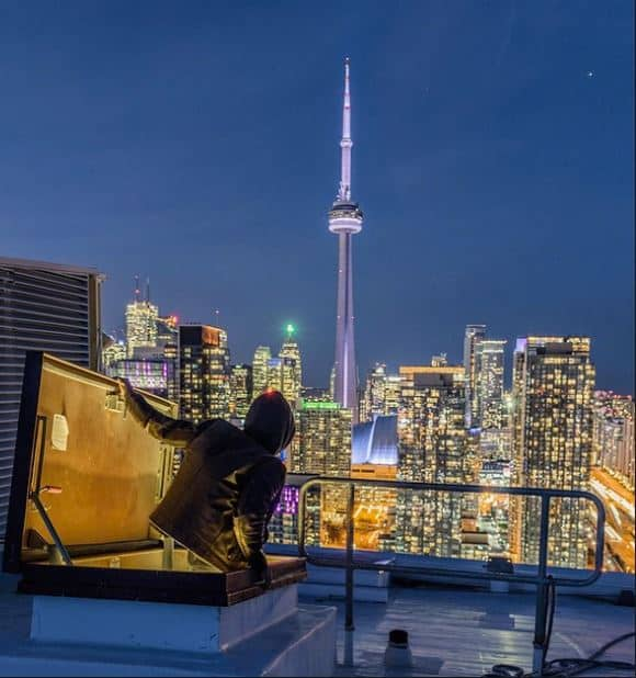 Roof Toppers – A Real Threat to Corporate High Rises