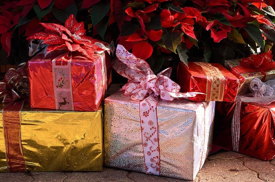 Don't gift thieves your presents