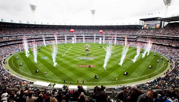 How Officials Are Keeping Australia's Largest Stadium Secure