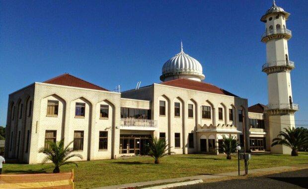 Australian mosque